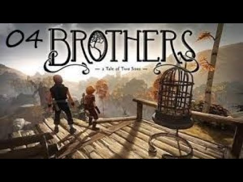 BROTHERS - a Tale of two Sons Let's Play Part 4 # GEFÄHRLICHE WÖLFE im Wald # Gameplay