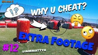 ANOTHER CHEATER?! // EXTRA FUNNY FOOTAGE // ASG PAINTBALL #12