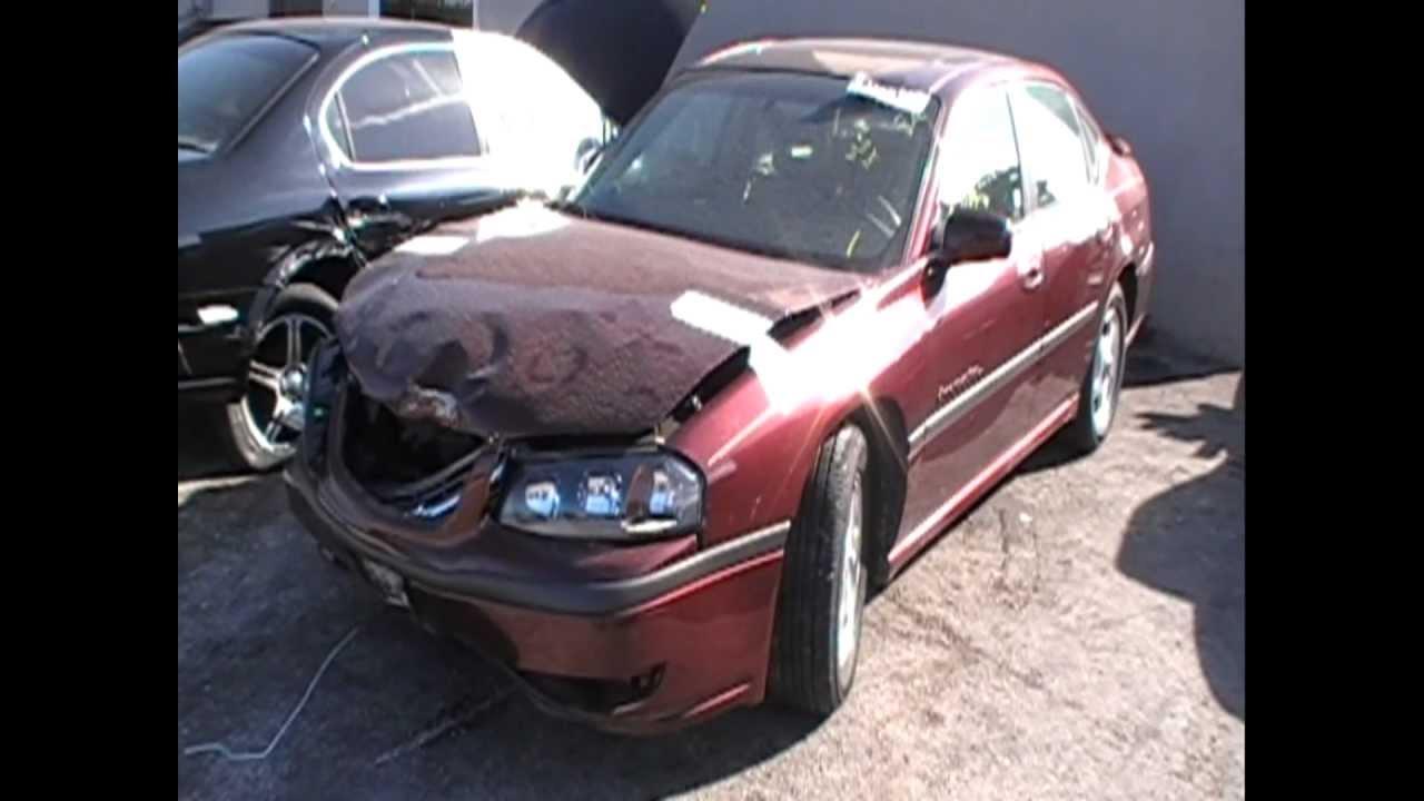 Impala 2000 For Sale 2000 Chevy Impala ls 51k 3800