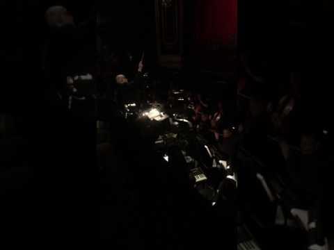 紐約自由行-百老匯歌劇院 歌劇魅影the phantom of opera散場後