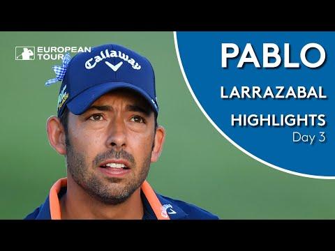 Pablo Larrazábal Highlights | Round 3 | 2019 Porsche European Open