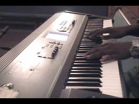 Shekinah Glory Ministries - Yes - Piano Solo by Ralph Jr.
