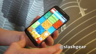 Moto X 2014 hands-on