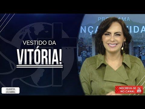 Vestido da vitória! // Bispa Cléo