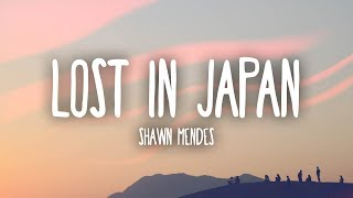 Shawn Mendes Lost In Japan