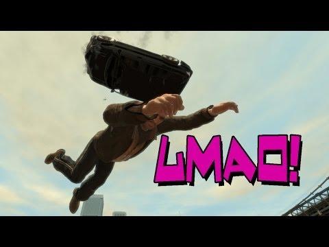 LMAO - Carmageddon (GTA IV PC Mod)