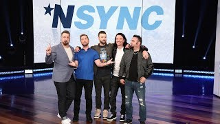 Download Lagu *NSYNC Makes a Surprise Appearance Gratis STAFABAND