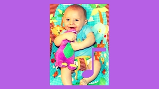 Barney Doll Sings I Love You, You Love Me - Baby's Favorite Barney Toy