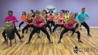 """HEY MAMA"" @davidguetta @NickiMinaj - Choreo by Kelsi for Club FITz"