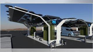 The hydrogen fuel strategy behind Nikola's truck dream | CAR NEWS 2019