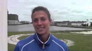 Giorno #8 - EURO 2013 Beach Handball: Sandra Federspieler e il quinto posto