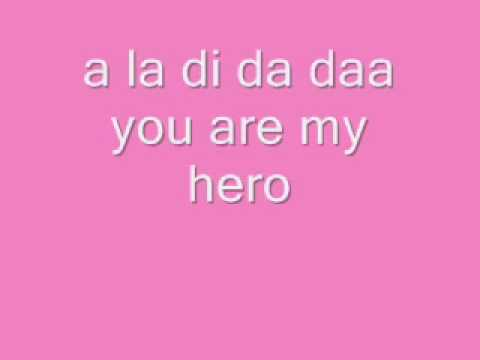Miss Papaya- Hero Lyrics