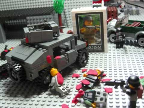 lego zombie test part 1 Music Videos
