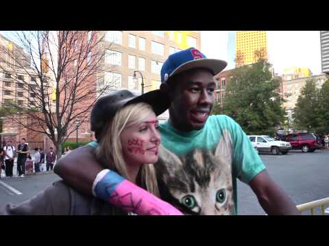 Odd Future Tour 2012 - Atlanta
