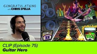 CLIP: Guitar Hero - Congratulations with Chris D'Elia