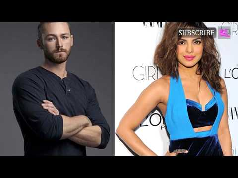 Who surprised Priyanka Chopra on the sets of her American TV show Quantico?