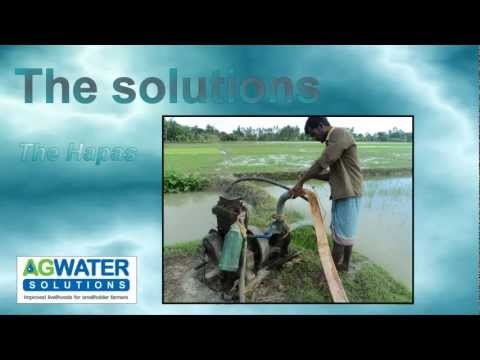 Agriculture Water Solutions in West Bengal, India