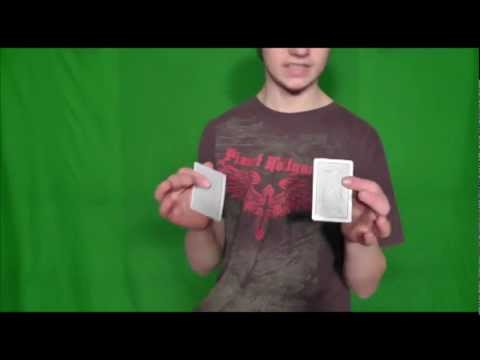 Torn and Restored Card Trick Revealed