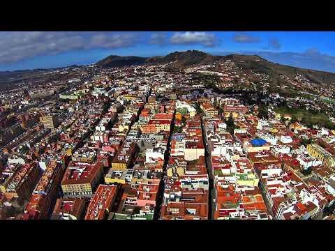 VSC - San Cristóbal de La Laguna, Tenerife - Patrimonio de la Humanidad HD