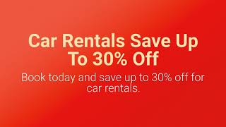 Auto Europe Coupon | Car Rentals Save Up To 30% Off