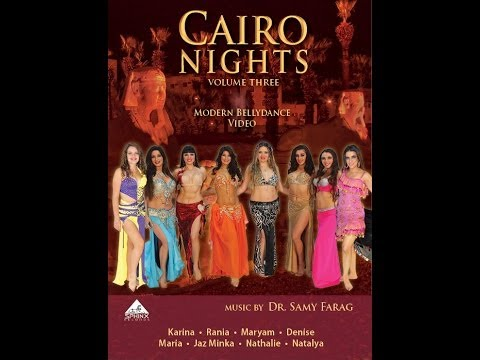 Best Egyptian Belly Dancing Music cairo Nights Vol. 3 by Dr Samy Farag Promo Video video