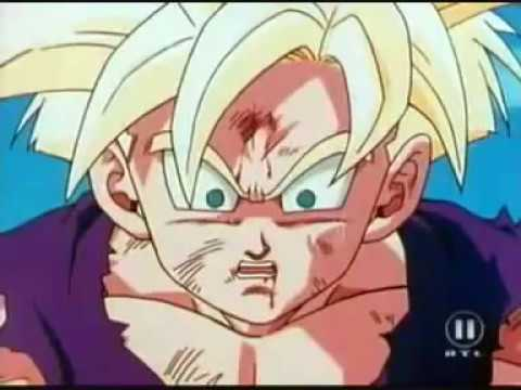 Dragon Ball Z Gohan Vs Cell video
