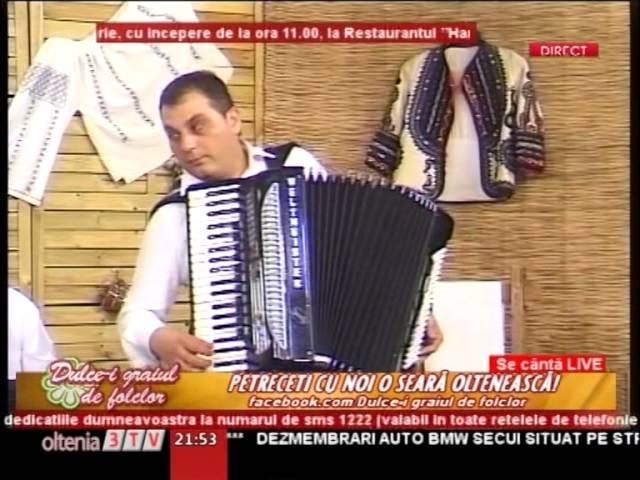 Nicusor Troncea, Florin de la Iancu Jianu, Lucian de la Tomeni -Instrumentala News By TVF Oltenia