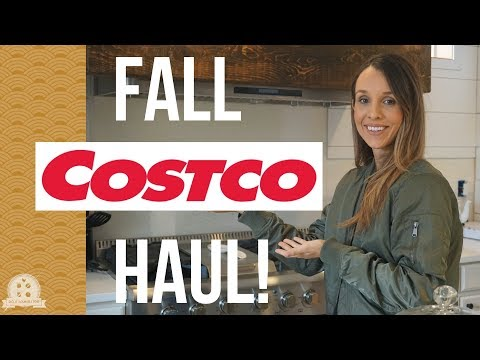 Fall Costco Food Haul | Buy or Bust?