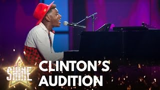 Clinton Elvis performs 'Higher and Higher' by Jackie Wilson - Let It Shine - BBC One