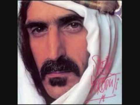 Frank Zappa - The Sheik Yerbouti Tango
