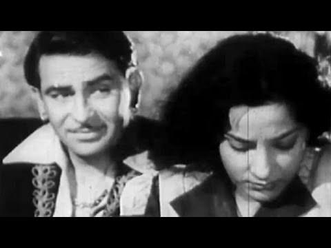 Dil Ke Sheesh Mahal Mein - Raj Kapoor Nargis Amber Song