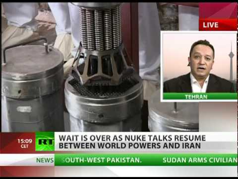 'Unrealistic to expect Iran to stop uranium enrichment'