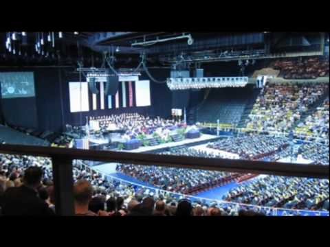 Dr. Ben Carson: Oral Roberts University - Part 1 Video