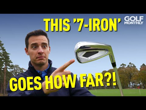 This 7-iron Goes HOW FAR?! Crazy Distance Challenge | Golf Monthly