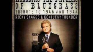 Watch Ricky Skaggs Lost To A Stranger video