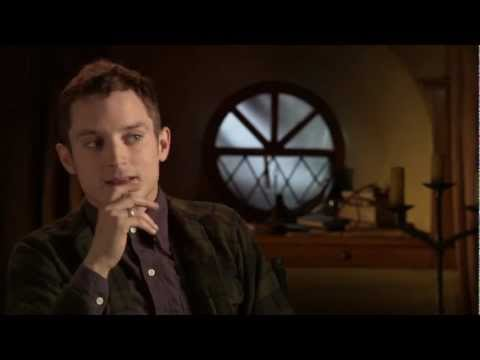 Elijah Wood 'The Hobbit: An Unexpected Journey' Interview
