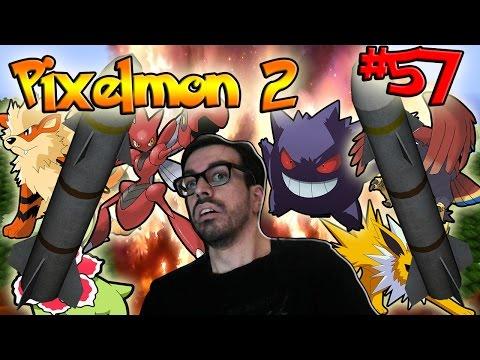 PRIMA PROVA! Remain in motion power!!!! PIXELMON 2 ita multiplayer #57