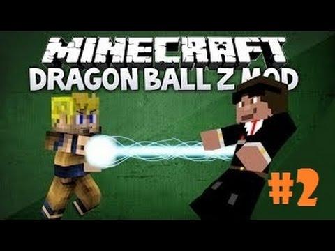 Dragon Block C Ep.2 : Kamehamehaaaaa !! - Mod Dragon Ball Z Minecraft [fr] [hd] video