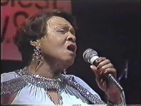 Harlem Blues&Jazz Band&Laurel Watson 1990 Leverkusen(G) - Bill Bailey