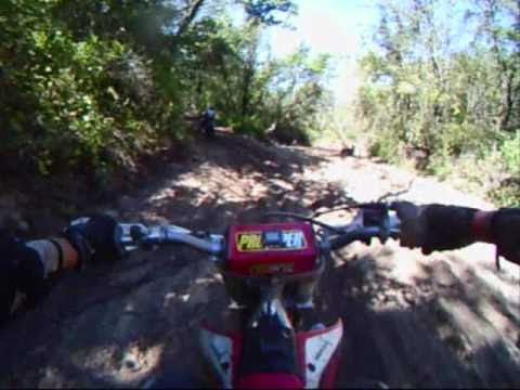 Theilman Enduro Trail Ride, Fall 2010 - Video 1