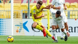 Resumen Villarreal Juvenil A 1 - 0 Real Madrid