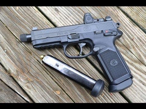 FNX-45 TACTICAL Pistol