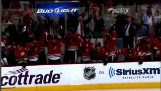 I can lift you up- 2013 Stanley Cup