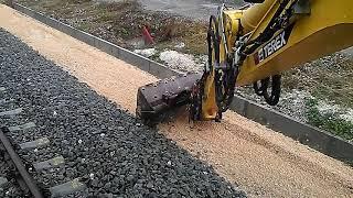 Railway Excavator