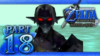 The Legend of Zelda: Ocarina of Time 3D (Master Quest) Part 18 - Water Temple