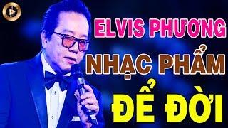 Elvis Phương - Tuyển Chọn Tình Khúc Hải Ngoại Hay Nhất | Nhạc Phẩm Để Đời