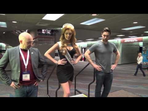 Matt and Shawn Learn How To Be Miss Universe