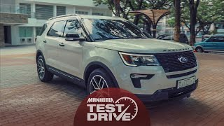 Ford Explorer: Tougher and more efficient SUV | Manibela