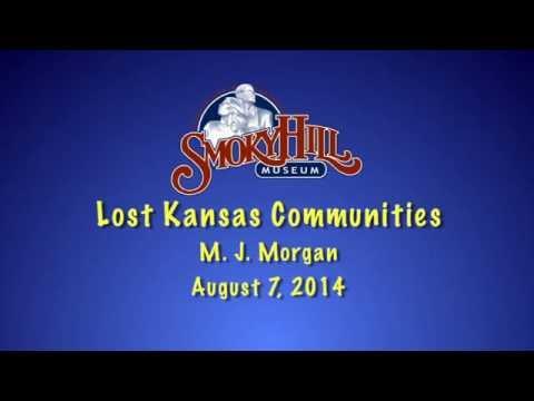 Dr. MJ Morgan LKC Presentation Smoky Hill Museum 2014