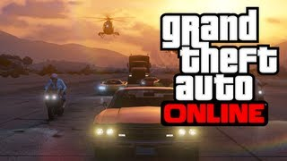 GTA V - New Title Update for Grand Theft Auto V (GTA Online Character Loss + More Fixes!) 10-10-13